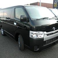 Used 2014 Toyota Hiace RHD Van Car