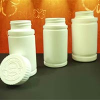 Bottle with CRC Cap