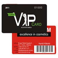 Barcode Membership Cards