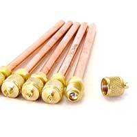 Copper Access Valves