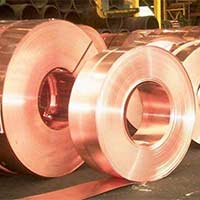 Non Ferrous Copper Strips