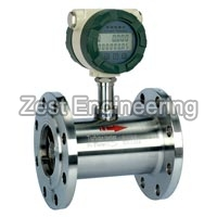 Liquid Turbine Water Flow Meter