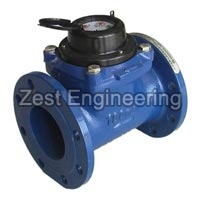 Woltman Water Flow Meter
