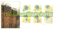 Planter Wall Fencing 01