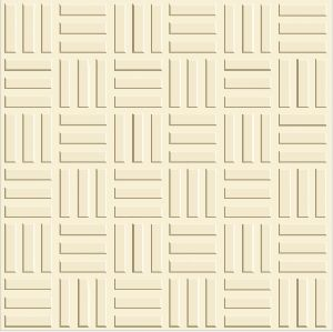 Ivory Parking Tile (3308)
