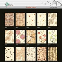 Luster Ivory Series Tiles