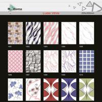 Luster White Series Tiles