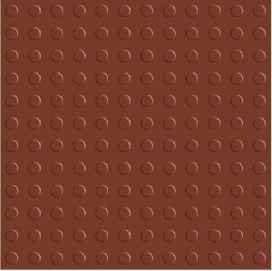 Terracotta Parking Tile (3501)