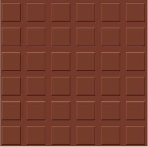 Terracotta Parking Tile (3507)
