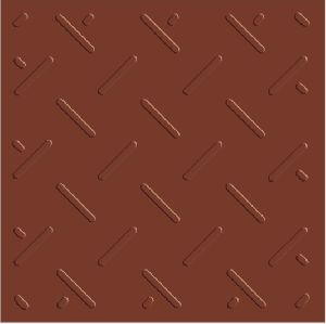Terracotta Parking Tile (3509)