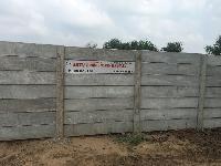 RCC Readymade Boundary Walls 01