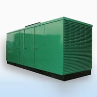 Soundproof Generator Enclosure