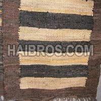 Leather Rugs - 04