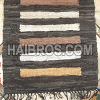 Leather Rugs - 05