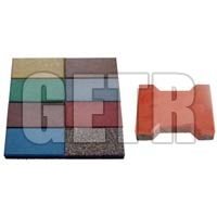 Rubber Floor Tile 01