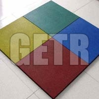 Rubber Floor Tile 03