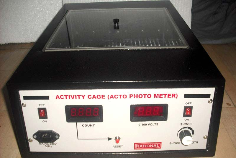 Activity Cage