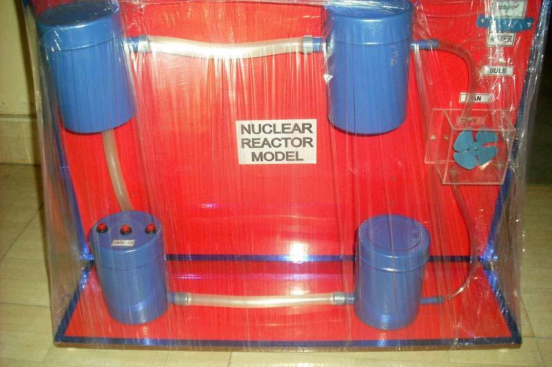 Nuclear Plant Reactor