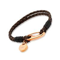 Ladies Leather Bracelet 02