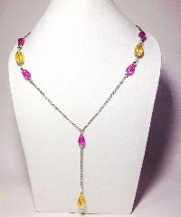 Long Beaded Necklace 02