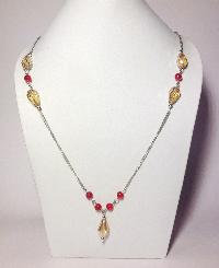 Long Beaded Necklace 03