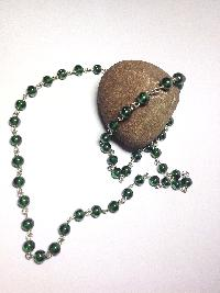 Long Beaded Necklace 04