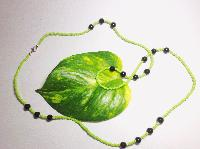 Long Beaded Necklace 06
