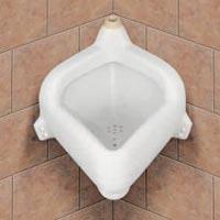 Corner Urinal Pan