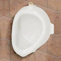 Flat Back Urinal Pan