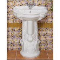 Majesty Pedestal Wash Basin