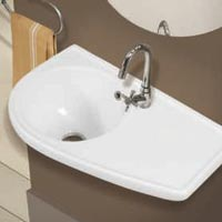 Sapper Wall Hung Wash Basin