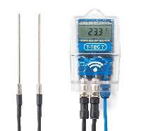 T-TEC 7-3F Wireless Two Temperature Channel Data Logger