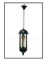 Glass Metal Pendant Lights (PHL 2603)
