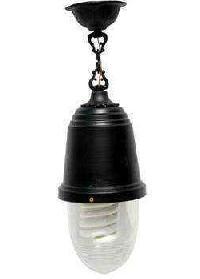 Glass Metal Pendant Lights (PHL 2604)