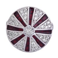 Ladies Silver Ring (SR010)