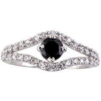 Ladies Silver Ring (SR025)