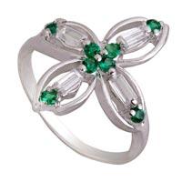 Ladies Silver Ring (SR036)