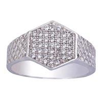 Ladies Silver Ring (SR054)