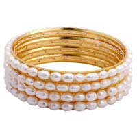 Pearl Bangles Suppliers