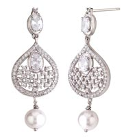 Silver Earrings 01