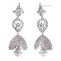 Silver Earrings 06
