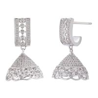 Silver Earrings 07