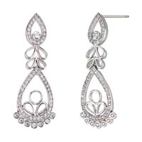 Silver Earrings 11