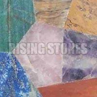 Multi Color Stone