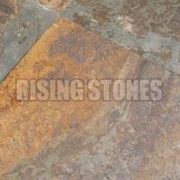 Rusic Gray Slate Stone