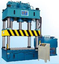 4 Piller Hydraulic Press