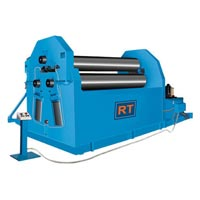 Roll Plate Bending Machine