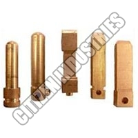 Flat Type Brass Power Cord Pins