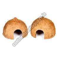 Coconut Shell Huts