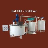 Ball Mill Pre Mixer